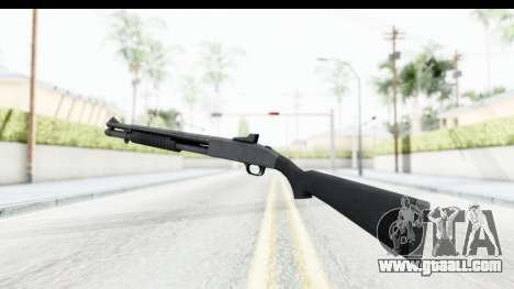 Mossberg 590 for GTA San Andreas second screenshot