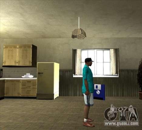 Shirt Tommy for GTA San Andreas forth screenshot