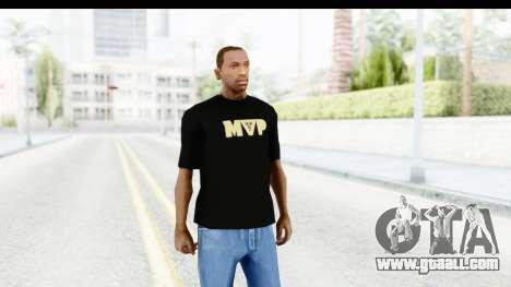 Nike MVP T-Shirt for GTA San Andreas