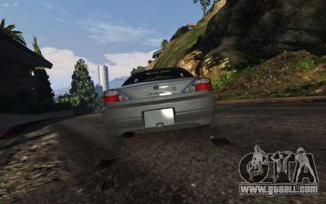 GTA 5 Nissan SIlvia S15 v0.9 front right side view