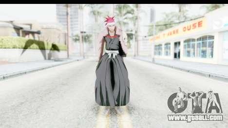 Bleach - Renji B for GTA San Andreas second screenshot