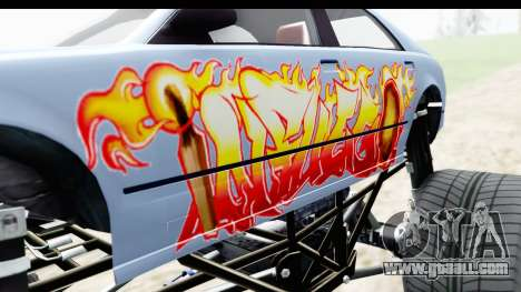 GTA 5 Enus Cognoscenti XL for GTA San Andreas side view