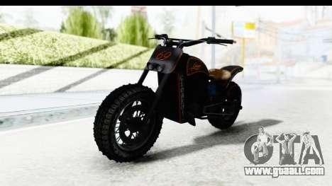 GTA 5 Western Gargoyle Custom v1 IVF for GTA San Andreas right view