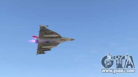 F-16XL USA for GTA 5
