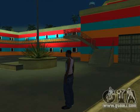 Armenian Jeferson for GTA San Andreas forth screenshot