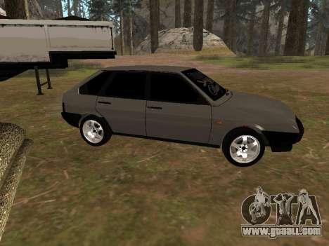 2109 Classics for GTA San Andreas right view