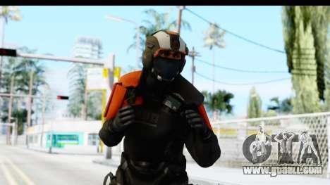 Homefront The Revolution - KPA v4 Black for GTA San Andreas