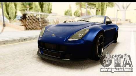 GTA 5 Dewbauchee Rapid GT for GTA San Andreas