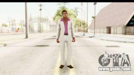 GTA Vice City - Lance Vance Remake for GTA San Andreas second screenshot