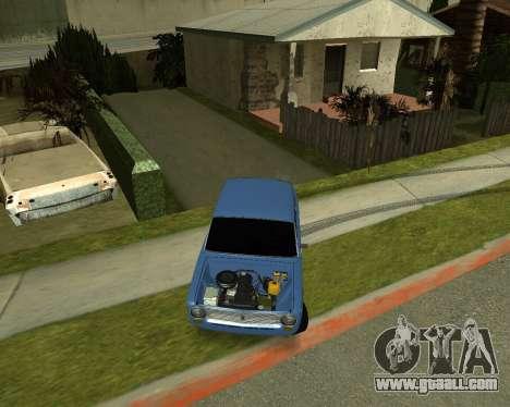 VAZ 2101 Armenian for GTA San Andreas left view