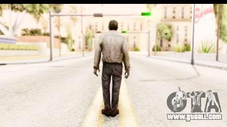 Left 4 Dead 2 - Zombie Pilot for GTA San Andreas third screenshot