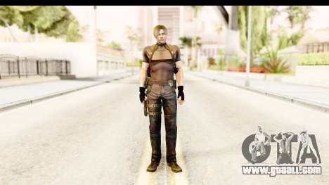 Resident Evil 4 Ultimate - Leon S. Kennedy for GTA San Andreas second screenshot