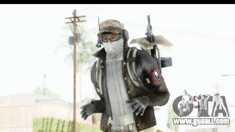 The Division Last Man Battalion - Engineer for GTA San Andreas