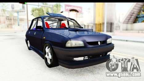 Dacia 1310 Berlina Tunata v2 for GTA San Andreas right view