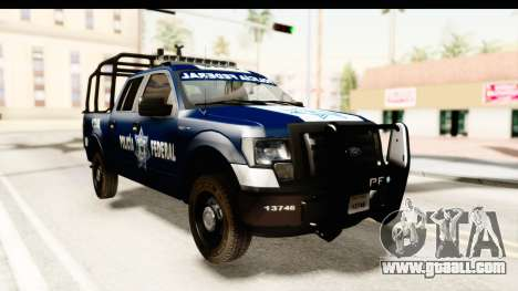 Ford F-150 Federal Police for GTA San Andreas
