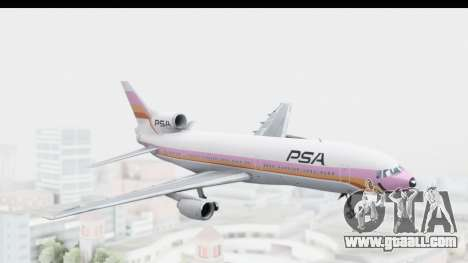 Lockheed L-1011-100 TriStar Pacific Southwest for GTA San Andreas