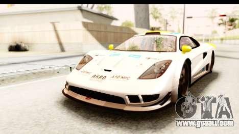 GTA 5 Progen Tyrus SA Style for GTA San Andreas engine