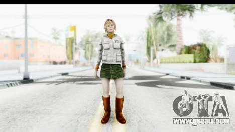 Silent Hill Downpour - Heather for GTA San Andreas second screenshot