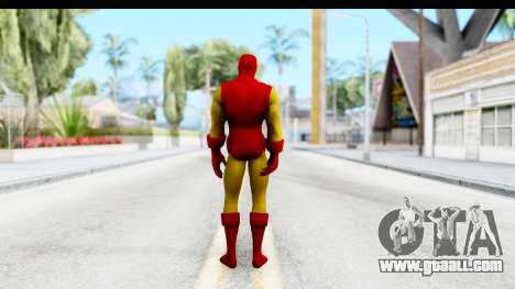 Marvel Heroes - Ironman for GTA San Andreas third screenshot