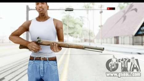 GTA 5 Musket for GTA San Andreas third screenshot