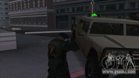 WantedLevel for GTA San Andreas third screenshot