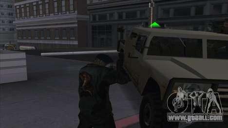 WantedLevel for GTA San Andreas third screenshot