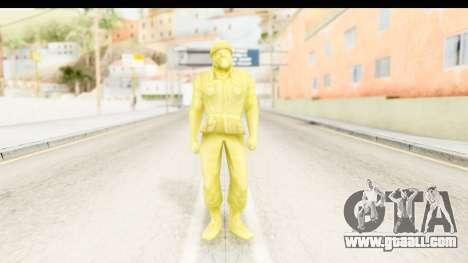 ArmyMen: Serge Heroes 2 - Man v5 for GTA San Andreas second screenshot