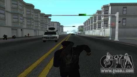 Newsvan Follow You for GTA San Andreas fifth screenshot