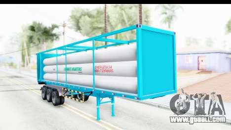 Trailer Hidrogenio for GTA San Andreas