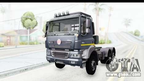 Tatra Phoenix 6x2 Agro Truck v1.0 for GTA San Andreas right view