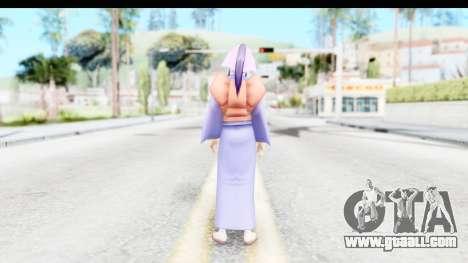 Kamiya v4 for GTA San Andreas third screenshot