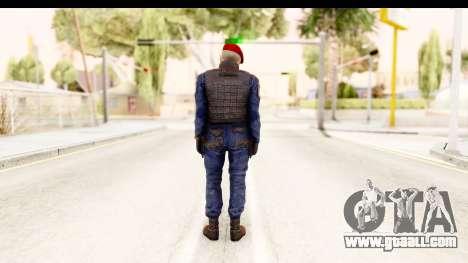 Bahrain Officer v2 for GTA San Andreas third screenshot