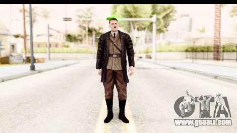 Adolf H. for GTA San Andreas second screenshot