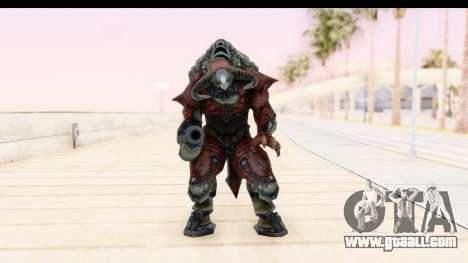 DOOM 3 - Cyberdemon for GTA San Andreas second screenshot