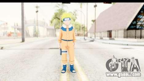 Naruto Ultimate Ninja Storm 4 Naruto Uzumaki v2 for GTA San Andreas second screenshot