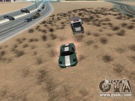 Hot Wheels for GTA San Andreas
