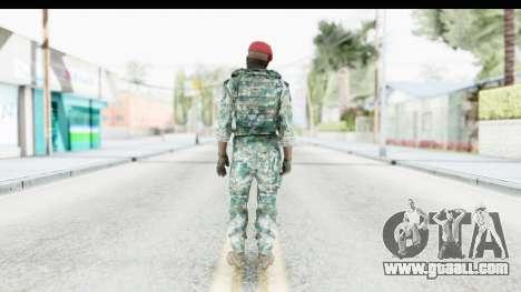 Global Warfare Indonesia for GTA San Andreas third screenshot