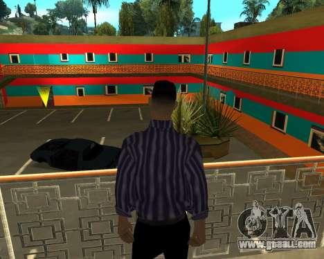 Armenian Jeferson for GTA San Andreas eighth screenshot