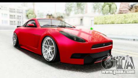 GTA 5 Ocelot Lynx SA Lights for GTA San Andreas