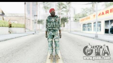 Global Warfare Indonesia for GTA San Andreas second screenshot