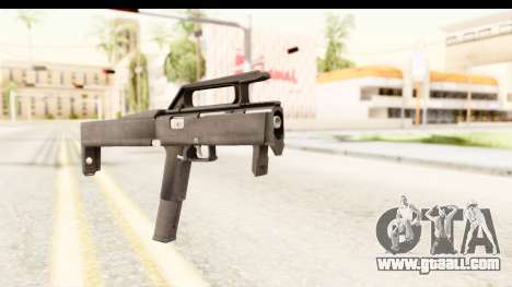 FMG-9 for GTA San Andreas