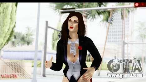 Injustice God Among Us - Zatana for GTA San Andreas