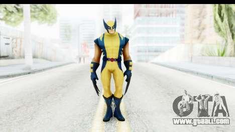 Marvel Heroes - Wolverine Modern for GTA San Andreas second screenshot