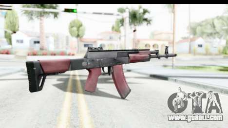 Kalashnikov AK-12 for GTA San Andreas second screenshot