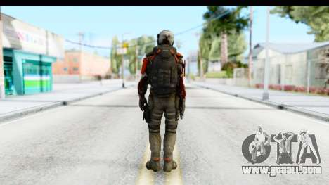 Homefront The Revolution - KPA v3 Dead for GTA San Andreas third screenshot