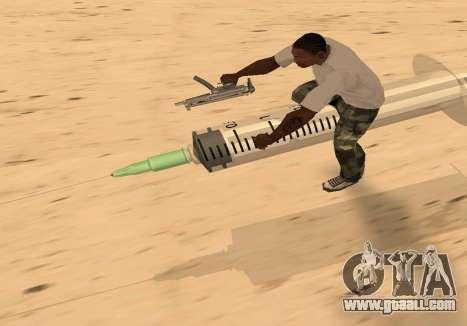 Syringe for GTA San Andreas