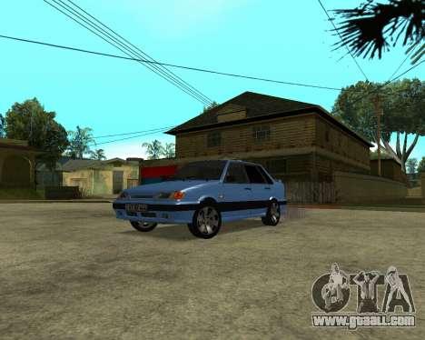 VAZ 21015 ARMENIAN for GTA San Andreas