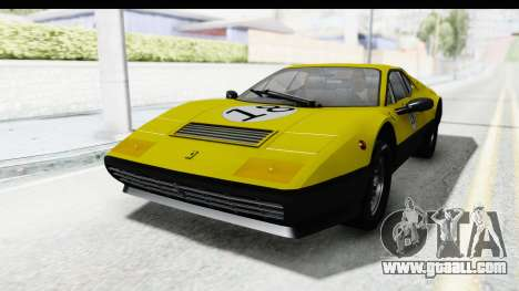 Ferrari 512 GT4 BB 1976 for GTA San Andreas wheels