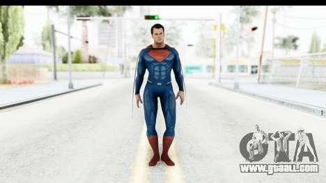 Injustice God Among Us - Superman BVS for GTA San Andreas second screenshot