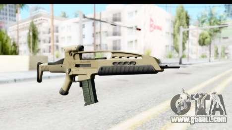 H&K XM8 for GTA San Andreas